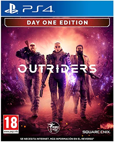 Outriders Day One Edition PS4 ESP