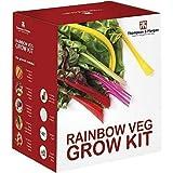 thompson & morgan grow kits cadeau boîtes - arc-en-ciel légumes