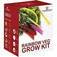 Rainbow Vegetable Seed Growing Gift