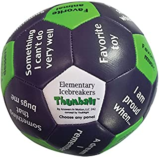 Youthlight Elementary Icebreakers Thumball - 4 inch