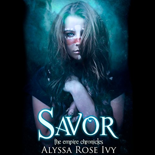 Savor audiobook cover art