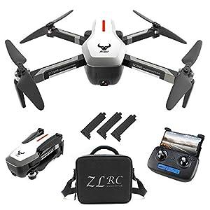 WOSOSYEYO Drone RC Plegable 2 Batería SG900-S 2.4G Selfie GPS ...