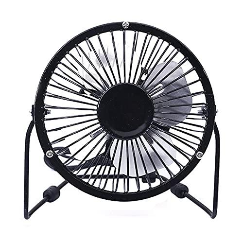 BNMK Ventilador portátil, mini ventilador plegable portátil, eléctrico silencioso, adecuado para senderismo, deportes al aire libre, viajes, familia, oficina.