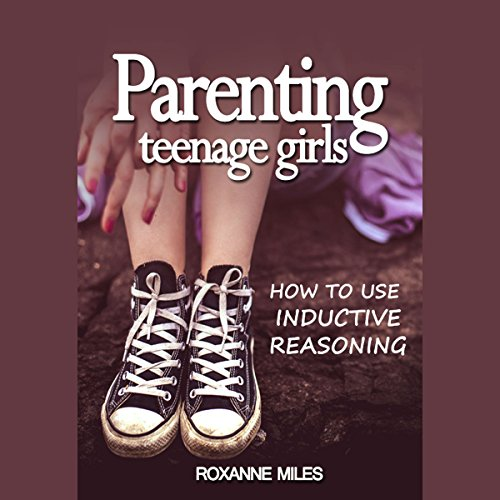 Parenting Teenage Girls audiobook cover art