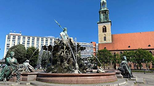 Origins of Berlin: a virtual tour of the historic Nikolai Quarter