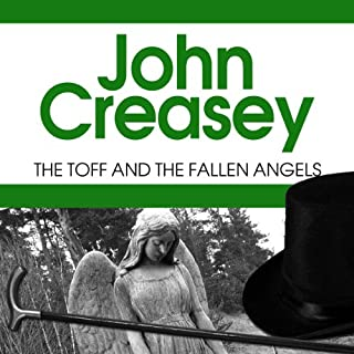 The Toff and the Fallen Angels cover art