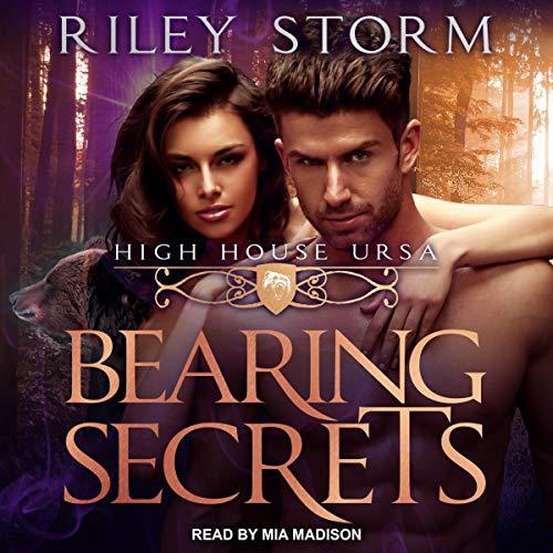 Bearing Secrets audiobook cover art