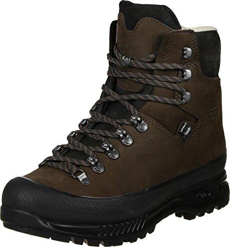 Hanwag Herren Yukon Kletterschuhe, Mehrfarbig Verde Brown 56, 49 EU