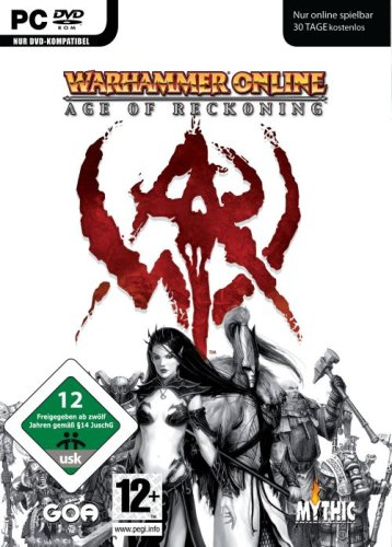 Electronic Arts Warhammer Online: Age of Reckoning, PC