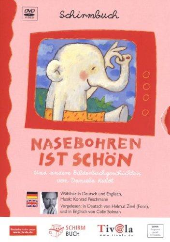 Nasebohren ist schön - Bilderbuch - Kino DVD
