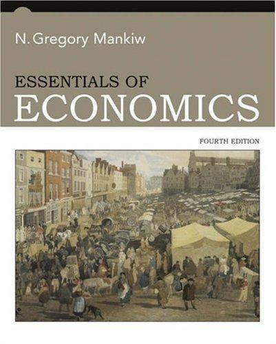 Download Essentials of Economics 0324236964