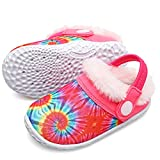 Infant Baby Boys Girls Slipper Soft Sole Non Skid Sneaker Toddler First Walker House Shoes Pink Toddler Size 6