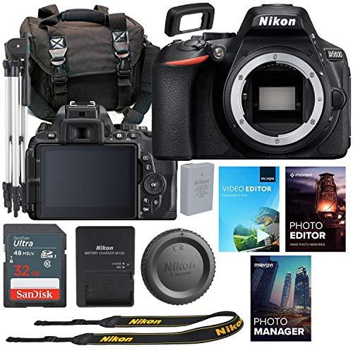 Nikon D5600 DSLR Body Only Camera B…