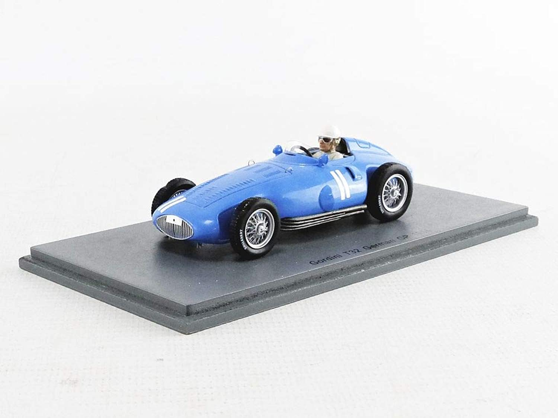 SPARK S5314 Collectible Miniature Car bluee