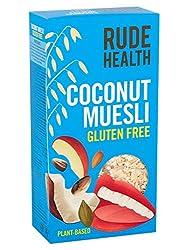 Gluten free High fibre Plant based No refined sugars Whole grain