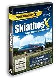 Skiathos X, The Greek St. Maarten (FS X + Prepar 3D Add-On)