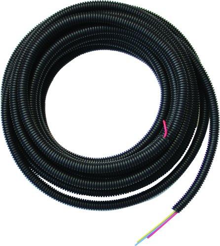Janoplast JAN003345 - Tubo corrugado (precableado, 10 m, 16mm, 3 g, 1,5...