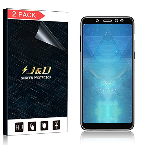 hd clear screen protector for galaxy a8 plus 2018