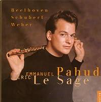 Beethoven Schubert Weber- Flute Music (2002-07-28)