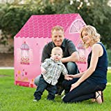 YGJT Tienda de Juegos para Niños Jardín Antigolpes Duradero Play House Tent Playhouse con...