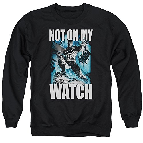 Batman - Reloj de pulsera para hombre negro XXXL