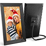 Nixplay 13.3 Inch Smart Digital Picture Frame, Share Video Clips and Photos Instantly via App or E-Mail