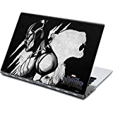 Skinit Decal Laptop Skin Compatible with Yoga 910 2-in-1 14in Touch-Screen - Officially Licensed Marvel/Disney Black Panther African King Design