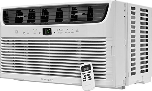 FRIGIDAIRE FFRE063ZA1 Window-Mounted Room AC, White