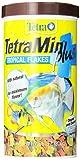 Tetra TetraMin Plus Tropical Flakes 7.06 Ounces,...