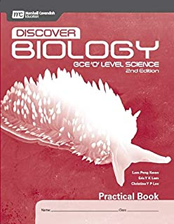 Discover Biology GCE 'O' Level Science Practical Book (2nd Edition)