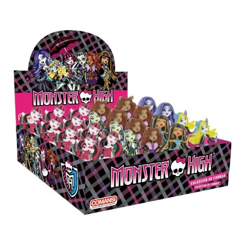 Monster High - Espositore - assortimento 24 pz