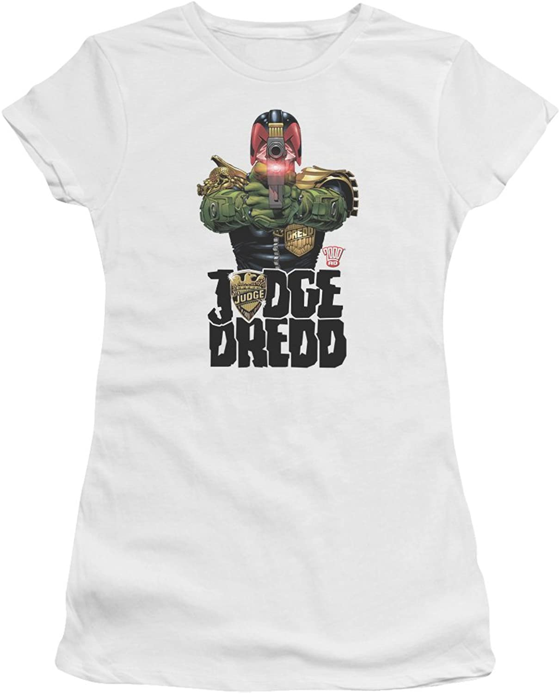 Judge Dredd  Juniors in My Sights Premium Bella TShirt