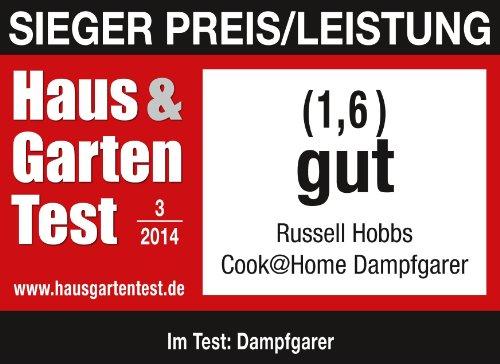 Russell Hobbs Cuiseur Vapeur 9L...