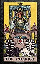 """The Chariot: Tarot Notebook 