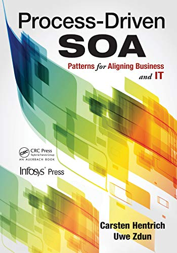 Process-Driven SOA: Patterns for Aligning Business and IT (Infosys Press Infosys Press Infosys Press) (English Edition)