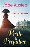 Pride and Prejudice Illustrated (English Edition) - Format Kindle - 2,60 €