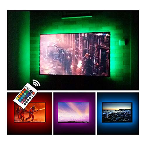 Kit de retroiluminación LED RGB TV