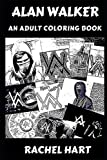 Alan Walker: An Adult Coloring Book (Alan Walker Books)