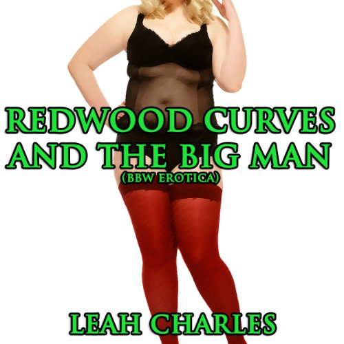 Redwood Curves and the Big Man audiobook cover art