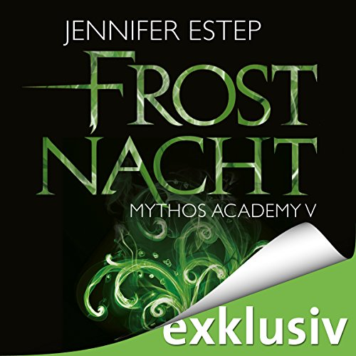 Frostnacht audiobook cover art