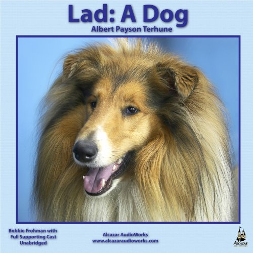 Lad audiobook cover art