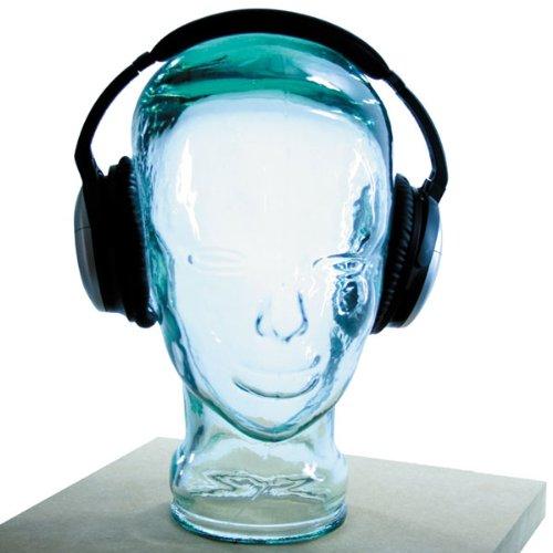 AMP3 Luxury Glass Leiter Kopfhörer Ständer