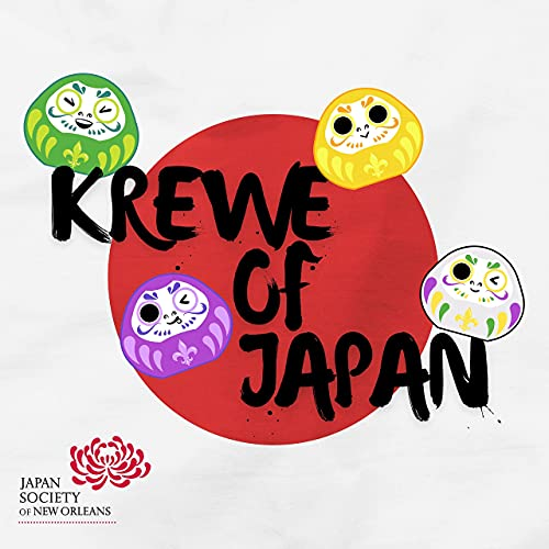 Krewe of Japan Podcast By Japan Society of New Orleans cover art