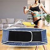 Duokon Taillenschnittgürtel, elektrischer Körper, Schlankheitsgürtel, Sauna-Bauchgürtel,...