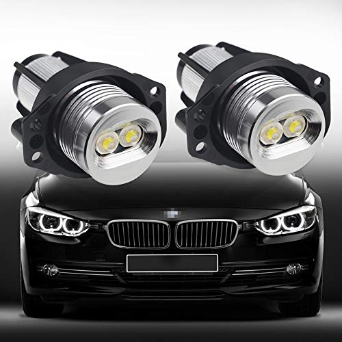VANJING Compatible with 2PCS 6W 7000K BMW LED...
