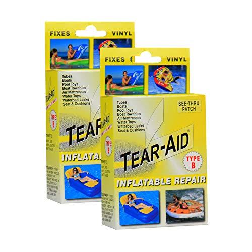 Lancha Inflable marca Tear-Aid Repair