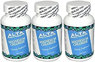 Alta Health Magnesium Chloride (300 tablets)