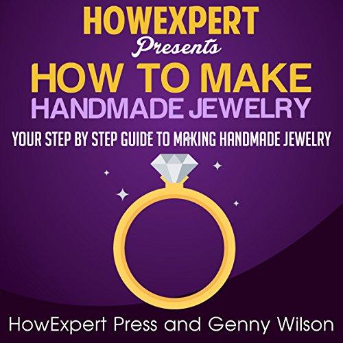 How to Make Handmade Jewelry audiobook cover art