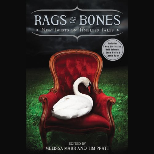 Rags & Bones audiobook cover art