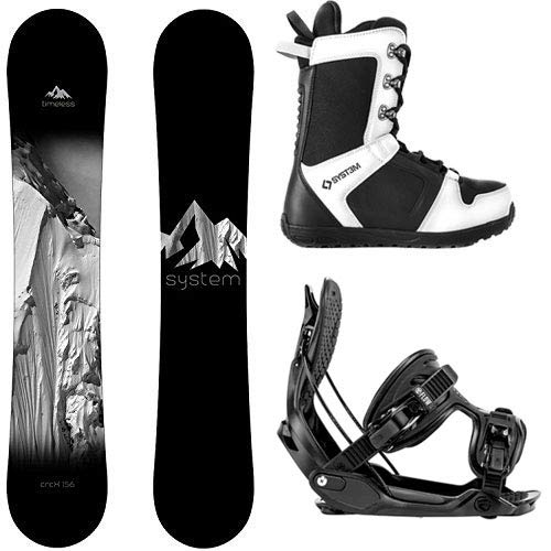 flow snowboard packages mens - 3